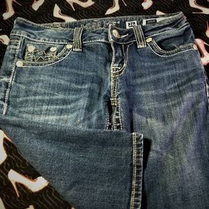 Miss Me Irene Bermuda Shorts